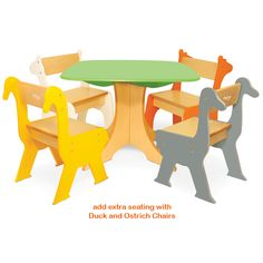 mesas sillas infantiles-2