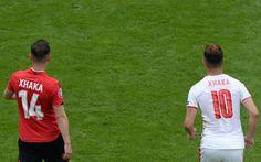 I fratelli Xhaka: l'Albania, la Svizzera e...la nazionale del Kosovo Due…