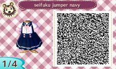 seifuku jumper navy