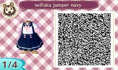 seifuku jumper navy