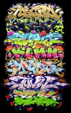 Graffiti ABC   URBAN ROOTS