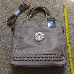 Selling this Fabulous Large Tote Handbag in my Poshmark closet! My username is: ecogirlkc. #shopmycloset #poshmark #fashion #shopping #style #forsale #Boutique #Handbags