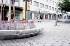 yarn bomb city seat