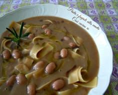 pasta e fagioli alla veneta – Rezepte Italian Lunch, Italian Pasta, Italian Recipes, Vegan Recipes, Cooking Recipes, Italian Cooking, Lunch Recipes, Pasta Fagioli Recipe, Tuscan Bean Soup