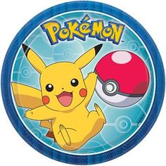 Venta de Platos Pokemon pequeño(8)