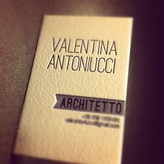 442478c3c25f723d3ff9a47641ed9281 35 Architect Business Card Designs For Inspiration
