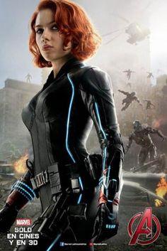 """""""Avengers: Age of Ultron"""": ¡Tres nuevos pósters del film! - Toda la información del cine, la música y la televisión está en TNT   TNT América Latina"""