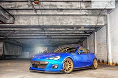 Blue & Gold Cookie Cutter BRZ - Scion FR-S Forum | Subaru BRZ Forum | Toyota 86 GT 86 Forum | AS1 Forum - FT86CLUB