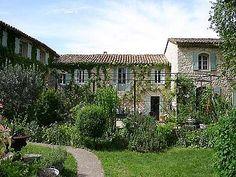Garden, House exterior