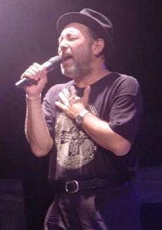 Ruben Blades is an internationally popular salsa singer, songwriter, actor, politician, and political activist.