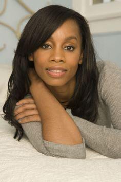 Voice of Tiana: Anika Noni Rose My Black Is Beautiful, Beautiful People, Beautiful Women, Black Girl Magic, Black Girls, Black Celebrities, Celebs, Black Actresses, Long Hair Styles
