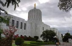 Or State Senator Sara Gelser with Sheila Hamilton by KINK Radio on SoundCloud Capitol Building, Empire State Building, U.s. States, United States, Oregon Grape, Salem Oregon, Net Neutrality, Countries Of The World, Usa