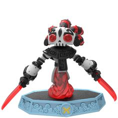 Mystical Bad Juju - Skylanders Imaginators Even though they are made for kids some of these have amazing character design that i want to incorporate into larp outfits