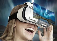When you mention virtual reality (VR), most people's thoughts turn to video games. Indeed, Sony has just announced its new Playstation VR headset. But VR isn't just about gaming. There are many other interesting and exciting uses for VR. Education is a prime candidate for VR applications. Imagine immersing a student entirely into another world. … Virtual Reality Apps, Virtual Reality Glasses, Augmented Reality, Vr Headset, Galaxy Note 4, Samsung Vr, Smartwatch, Foto E Video, Galaxies