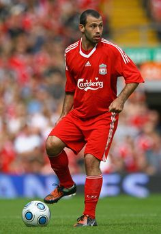 getty images javier mascherano liverpool - Google Search
