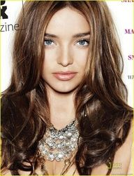 SOLACE SYDNEY: SOLACE SUGGESTION - WINTER COLOUR, HAZELNUT BROWN WITH FINE BALAYAGE