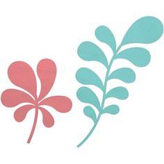 Silhouette Design Store: planty stem shapes