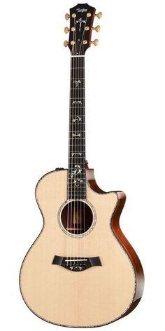 Taylor 912CE Grand Concert Cutaway Acoustic Electric Guitar