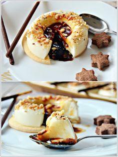 GOLOSA TENTAZIONE...: Cremini bianchi al caramello