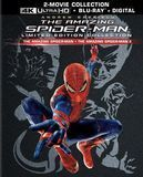 The Amazing Spider-Man 1 & 2 [Limited Edition] [4K Ultra HD Blu-ray/Blu-ray] [7 Discs]