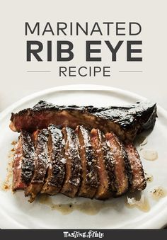 Step up your steak game with this red wine marinade perfumed with clove and orange.