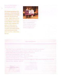 Oceanside Kiwanis Club's February Newsletter p2