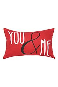 YOU AND ME 30X50CM SCATTER CUSHION