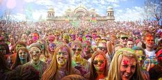 Holi Festival of Colors USA