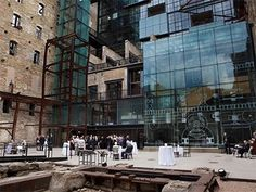 Explore Mill City Museum, one of D'Amico Catering's hottest Twin Cities venues, and a national historic landmark built on the banks of Mississippi River. Wolf Photography, Genius Loci, Adaptive Reuse, Local Attractions, Old Building, Park City, Abandoned Places, Minneapolis, Day Trips