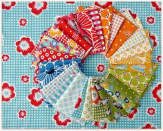 Treasures and Tidbits designed by Linda Jenkins and Becky Goldsmith from Piece O' Cake Designs