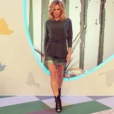 Wear it like Katerina Karavatou! 18th, Celebrities, How To Wear, Style, Swag, Celebs, Famous People