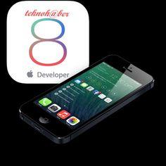 #teknoloji #teknohaber #ios8 #apple iOS 8 ile etkileşimli uyarılar, kameraya eklenen time-lapse modu geliyor.