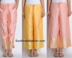 old_sarees_recylce_to_palazzos_and+pants
