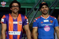 FC Pune City Co owner Mr.Hrithik Roshan