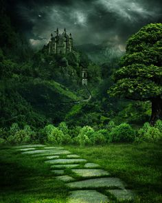 Fantasy Bg 77 by Moonglowlilly on deviantART