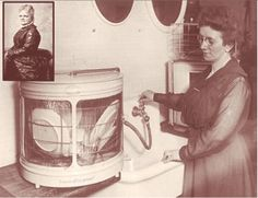 Top Things #Women Invented! Famous and not well-known women inventors throughout history.