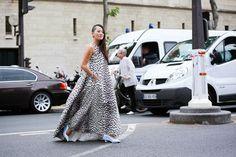 Pretty on Heels: Streetstyle: Alta Costura en París