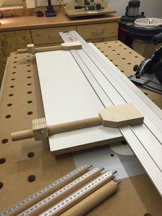 variabler modul tisch f r fr se und bands ge oberfr sentisch werkbank bands ge aluprofile. Black Bedroom Furniture Sets. Home Design Ideas