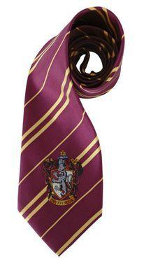 Harry Potter Gryffindor Tie