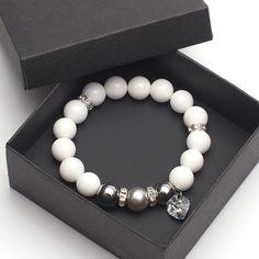 Wristbands & Bracelets – Bracelet 866 BR – a unique product by Blackif on DaWanda