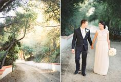 A Rancho Las Lomas Wedding. Photo by Élan Klein Photography