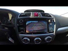 Touchscreen Audio options in the 2015 Subaru Crosstrek - YouTube