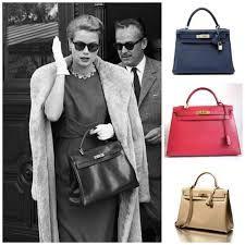 hermes grace kelly purse