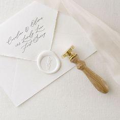 Luxe Wedding, Whimsical Wedding, Green Wedding, Summer Wedding Destinations, Destination Wedding, Wax Seal Stamp, White Aesthetic, Wax Seals, Wedding Themes