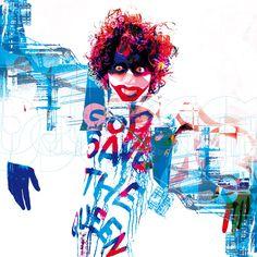 """Fashion Is Dead"" exhibition. Graphic design by Gonzalo Cervelló."