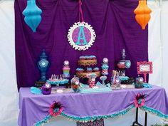 "Photo 1 of Arabian Princess / Birthday ""Arabian Princess Jasmine Inspired Birthday"" Baby Girl 1st Birthday, Princess Birthday, 5th Birthday, Birthday Ideas, Princess Jasmine Cake, Royal Princess, Unique Party Themes, Party Ideas, Jasmin Party"