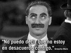 Groucho Marx.. y el poder de sus palabras
