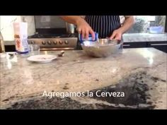 (Video) Pechugas de Pollo Empanizada, Jugosas y Crujientes..