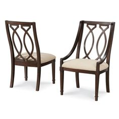 ART Furniture - Intrigue Wood Back Side Chair (Set of 2) - 161204-2636