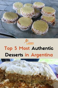 Sweets, dulces and postres are everywhere you look in Argentina. Argentinians have a love affair with these delicious but calorie laden delights. Bakeries or panaderias, ice-cream stores or Helados and the famous alfajores tempt you at every corner.